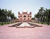 Safdarjung Tomb in Delhi, India — 图库照片