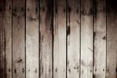 Row of wood — Stock Photo