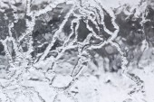 Powierzchni lodu — Zdjęcie stockowe