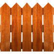 Wooden fence — Stock Photo #61397797