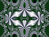 Fabuloso padrão simétrico para segundo plano. Coleção - Magica — Fotografia Stock