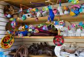Mexican local crafts — Stock Photo