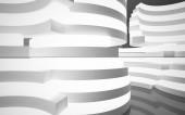 Abstraktní architektura — Stock fotografie
