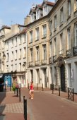France, the picturesque city of Saint Germain en Laye — Stock Photo