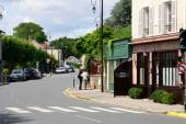 Francia, la pintoresca ciudad de auvers sur oise — Foto de Stock