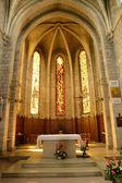 France, church Saint Pierre, Saint Paul in Les Mureaux — Stock Photo