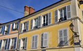 Ile de France, the picturesque city of Rambouillet  — Stock Photo