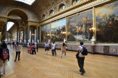 Versailles Palace in Ile de France — Stock Photo