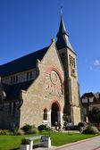 France, the picturesque city of Le Touquet  — Stock Photo