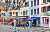 France, the picturesque city of Amiens in Picardie  — Stock fotografie