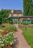Picturesque village of Lisors in Normandie — Stock fotografie