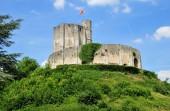 Historische kasteel van gisors in normandië — Stockfoto