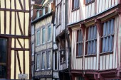 France, the picturesque city of Rouen in Normandie — Stock Photo