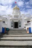 Маврикий, живописная деревня flacq — Стоковое фото
