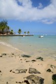 Africa, picturesque area of Mont Choisy in Mauritius — Stock Photo