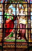 Ile de France, picturesque city of Versailles  — Foto de Stock