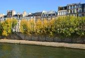 France, the picturesque city of Paris — Stock Photo