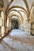 Portugal , historical and pisturesque  Alcobaca monastery — Stock Photo