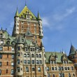 Canada, Chateau Frontenac in the city of Quebec — Stock Photo #64323287