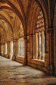 Zabytkowy klasztor batalha w Portugalii — Zdjęcie stockowe