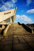 Stairs to a Palace of Concerts and Sports — Stock Photo