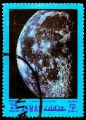 Sello de correos de ajman — Foto de Stock