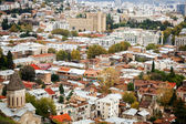 Cityscape of Tbilisi  — Stock Photo