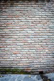 Eski sokak duvar — Stok fotoğraf