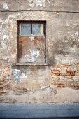 Parede rua envelhecido — Fotografia Stock