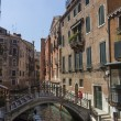 Canal view IV, Venice, Italy — Stock Photo #52096939