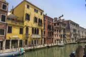 Canal view I, Venice, Italy — Stock Photo