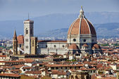 The Cathedral, Florence, Italy — Stock Photo