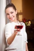 Fine wine. — Stock Photo