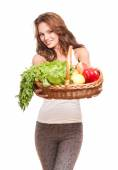 Healthy groceries. — Stock Photo