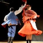 Polish traditional folk dance — Stock Photo #67448511