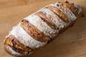 Cranberry Walnut Bread — Stock Photo