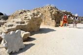 National park Apollonia, Israel — Foto Stock
