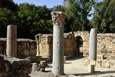 Agrippa palace ruins, Israel — Stock Photo