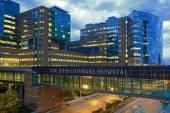 The Johns Hopkins Hospital — Stock Photo