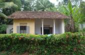 House in the tropics,Sri Lanka — Stock Photo