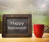 Enjoy your Retirement! — Stock Photo