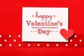 幸せなバレンタインデー — ストック写真