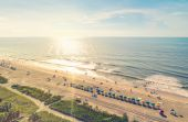 Myrtle Beach in South Carolina — Foto Stock