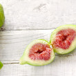 Ripe figs close up — Stock Photo #52883123
