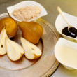 Recipe of kaiser pear cream — Stock Photo #55711657