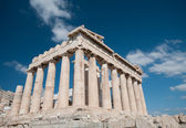 Parthenon at Acropolis Hill, Athens — Stock Photo
