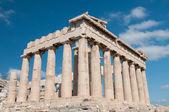 Parthenon auf der Akropolis, Athen — Stockfoto