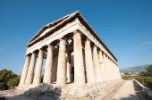 Temple of Hephaistos, Athens Greece — Stock Photo