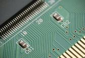 Digital Circuit Board — Stock Photo