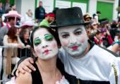 Carnival Parade, Limassol Cyprus 2015 — Stock Photo